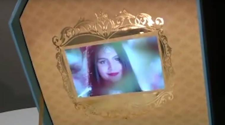Janardhana Reddy's daughter's wedding invite with LCD screen goes viral
