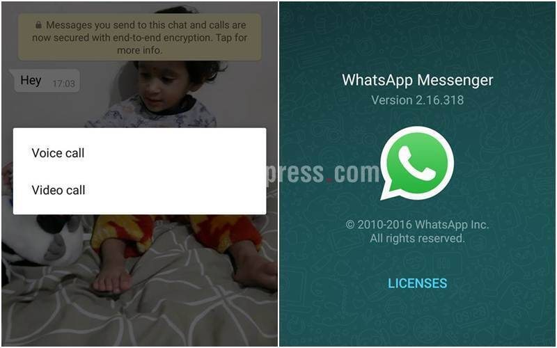 WhatsApp, WhatsApp video calling, WhatsApp video calling feature Android, WhatsApp video calling, WhatsApp video calling feature now available, social, WhatsApp video, tech news, technology