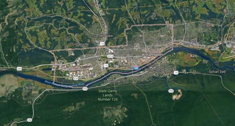 gas spill, williamsport, water gas spill, gas pipeline, news, latest news, world news, international news