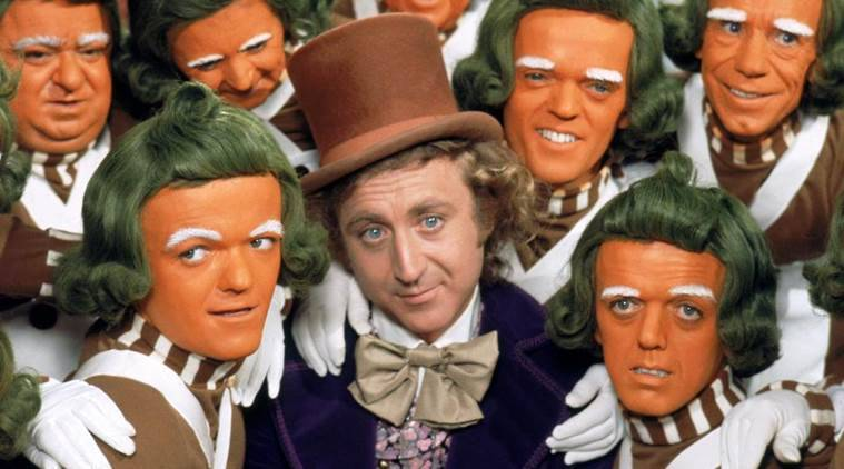 willy wonka, willy wonka and the chocolate factories