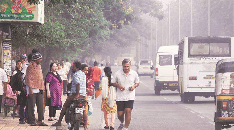 winter, pune winter, met department, chill index, what is chill index, temperature, indian express news, pune, pune news