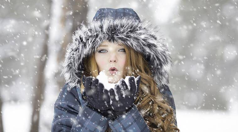 winter, skin problem in winter, how to make skin moist in winter, dry skin problem, indian express, indian express news