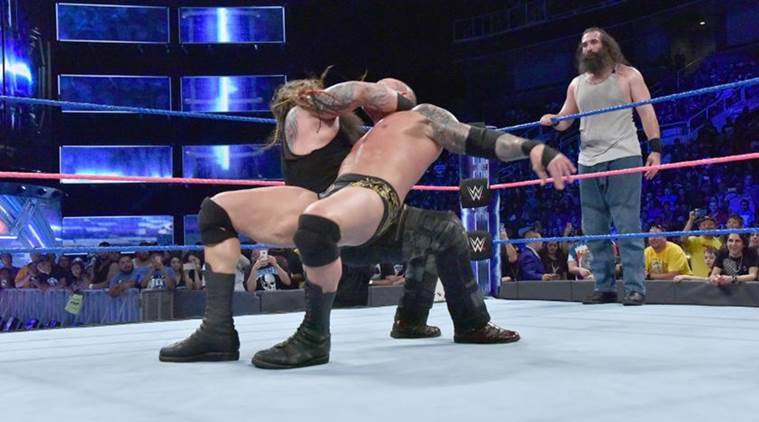 WWE, WWE smackdown live, wwe smackdown, smackdown live, smackdown, smackdown results, smackdown matches, randy orton, kane, wyatt, survivor series, wwe news, sports, sports news