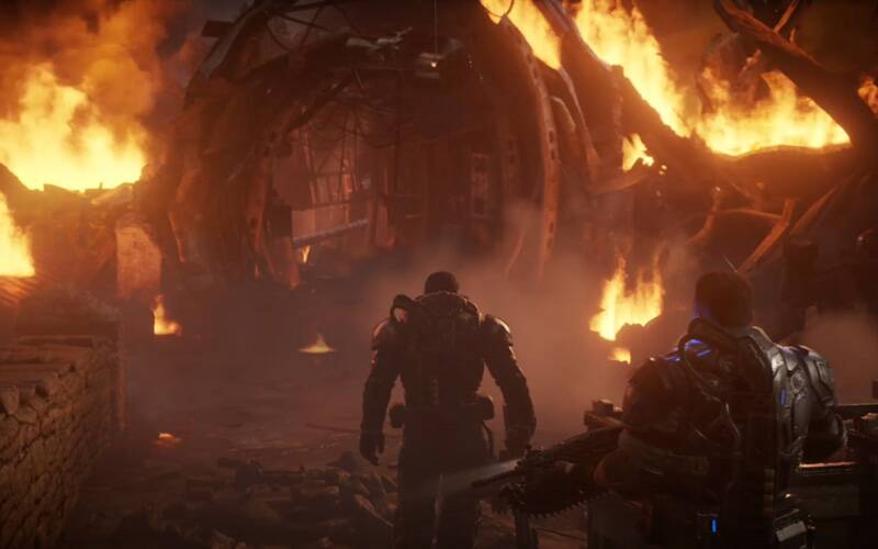 Gears of war 4, Gears of war 4 review, Gears of war 4 storyline, Gears of war 4 gameplay, Gears of war 4 campaign, Gears of war 4 online, Gears of war 4 mulitplayer, Gears of war 4 rating, Gears of war 4 weapons, Gears of war 4 single player, Gears of war 4 co-op, GoW 4, games, technology, technology news