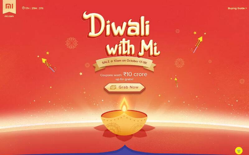 Xiaomi, Xiaomi Diwali Sale, Xiaomi sale, Redmi Note 3, Xiaomi Re 1 Flash sale, Xiaomi Diwali Sale deals, Diwali Sale Xiaomi, Redmi 3S discount, Xiaomi Redmi Note 3 Diwali discount, Xiaomi Discount on phones, Xiaomi Diwali Mi 5 discount, Xiaomi Redmi 3S Diwali off, Redmi 3S Prime Diwali deal, technology, technology news