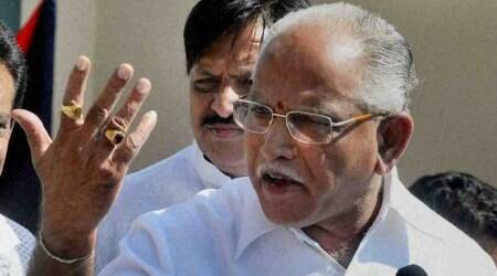 B S Yeddyurappa seeks CM Siddaramaiah's resignation; demands CBI probe in Deputy SP's alleged suicide