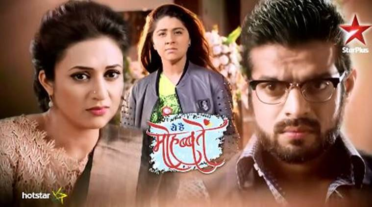 Yeh Hai Mohabbatein, 17th November Episode, November 17 episode, Yeh Hai Mohabbatein summary, episode summary, Ruhi, Ishita, Vidyut, Adi, entertainment news, indian express news