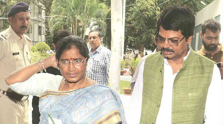 Yogendra Saw, Yogendra Saw arrest, congress leader Yogendra Saw, congress mla nirmala devi, Yogendra Saw wife, jharkhand news, india news