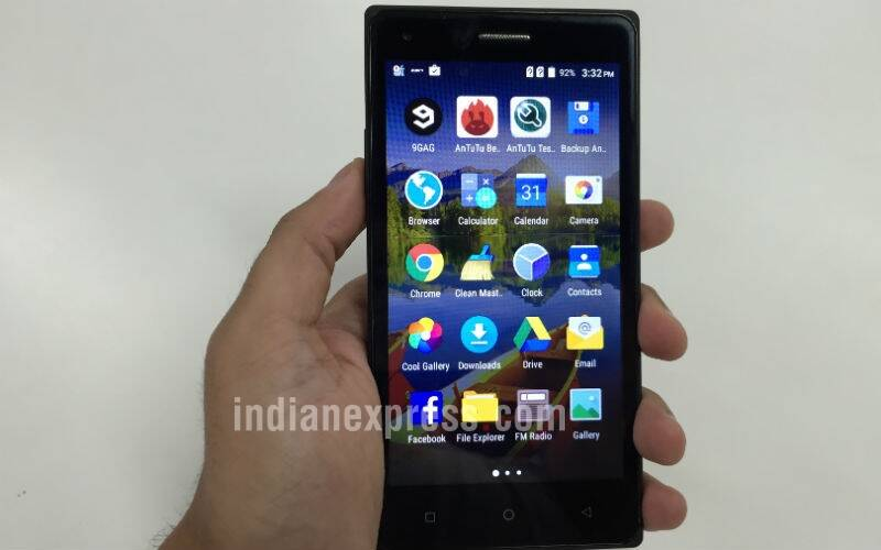 Zen Cinemax 3, Cinemax 3, Zen mobiles, cinemax 3 review, cinemax 3 camera, Zen cinemax 3 specs, zen cinemax 3 features, Zen cinemax 3 price, zen cinemax 3 india, budget phones in india, sub 10,000 smartphones, cinemax 3 performance, cinemax 3 display, Cinemax 3 camera review, smartphone, android, technology, technology news, indian express