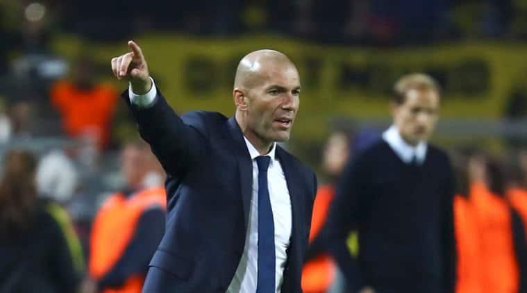 Zinedine Zidane, Zidane, Zizou, Real Madrid, Real Madrid manager, Real, Madrid, RMCF, Real Madrid Zidane, football, football news, sports, sports news