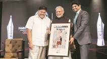 narendra modi, ramnath goenka awards, journalism awards, modi on media, modi on journalism, modi speech at RNG awards, modi at RNG awards, RNG awards, india news, indian express,