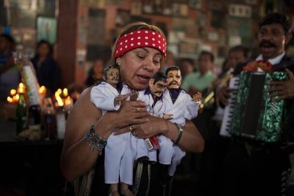 All Saints' Day: This is how people around the world celebrated the Day of the Dead