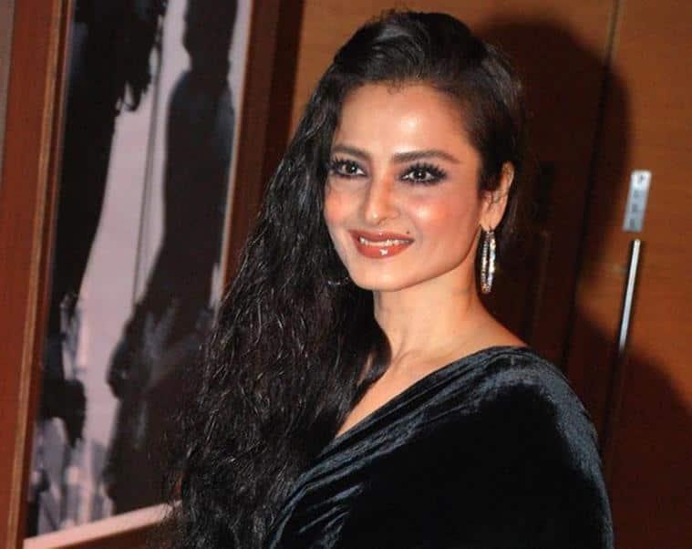 Rekha photos: 50 rare HD photos of Rekha | Entertainment News,The ...