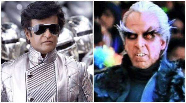 First look launch event of Rajinikanth's film 2.0 will be held in Mumbai