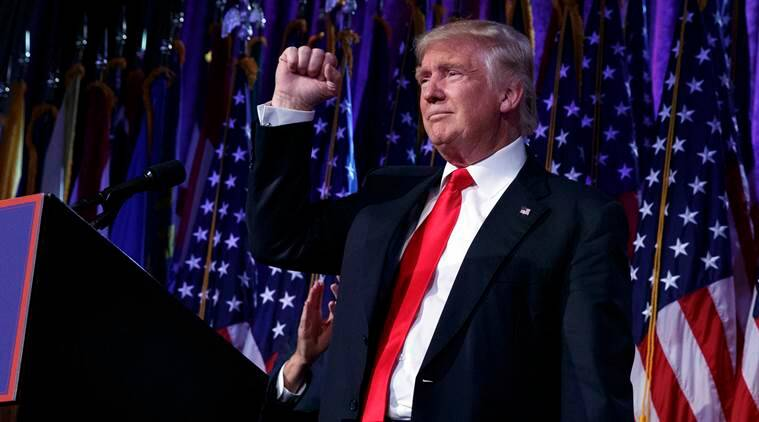 US presidential elections, US elections results, US family relationships, Donald Trump, Trump, Hillary Clinton, Clinton, US news, world news, latest news, indian express