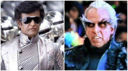 Rajinikanth's 2.0 first look launch: Here is how you can watch itlive