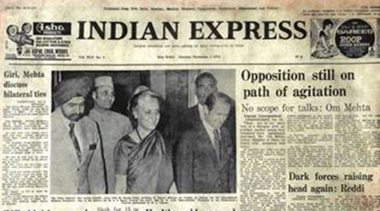 forty years ago emergency will go the n  indira gandhi emergency jaiprakash narayan mao zedong news n express