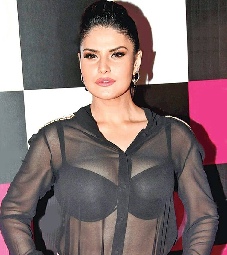 Sexy images of zarine khan