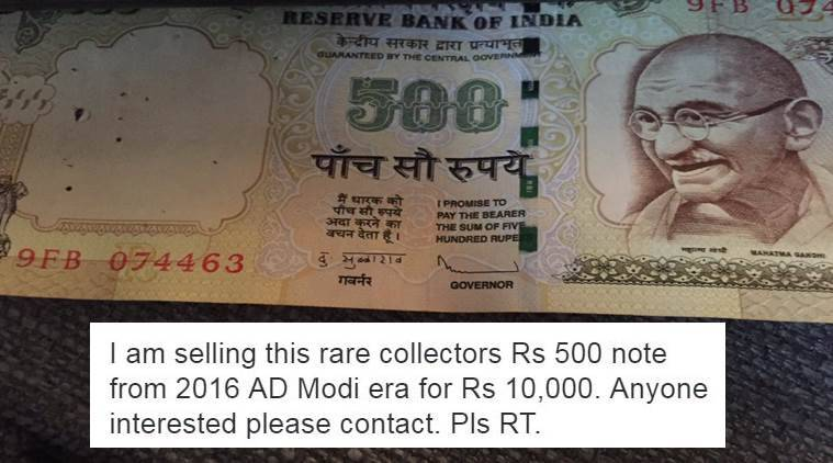 Narendra Modi scraps Rs 500 Rs 1000 notes wef 12am tonight/ Twitter