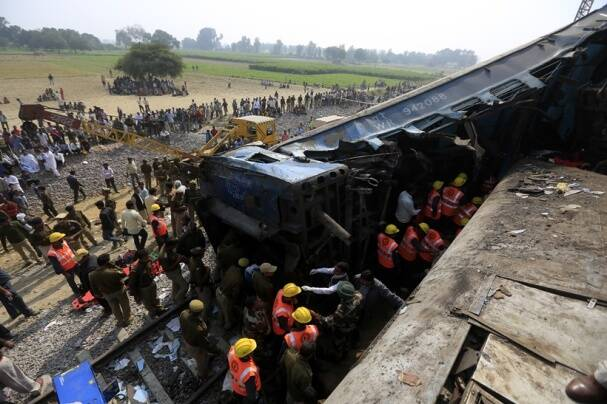 Indore Patna Express derails: Over 140 dead, 200 injured in the worst train accident in recent years