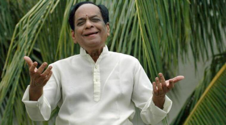 Mangalampalli Balamuralikrishna, Mangalampalli Balamuralikrishna dies, Mangalampalli Balamuralikrishna passes away, Balamuralikrishna death, Balamuralikrishna passes, Balamuralikrishna dies, Balamuralikrishna carnatic music, Balamuralikrishna musician, Balamuralikrishna legendary musician, indian express, indian express news