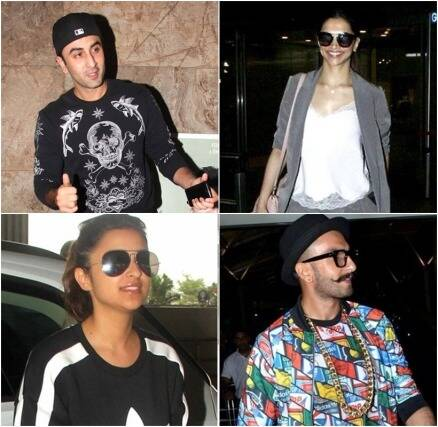 Deepika Padukone, Ranveer Singh, Ranbir Kapoor: How Bollywood celebs are rocking sporty glam