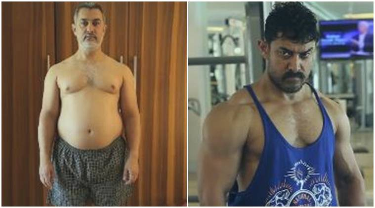 aamir khan, dangal, dangal movie, aamir khan dangal, dangal aamir khan, aamir khan body, aamir khan fitness, aamir body transformation, aamir fat, aamir fit, aamir dangal body, aamir dangal body fat, aamir dangal body fit, dangal cast, dangal movie news, entertainment news, indian express, indian express news