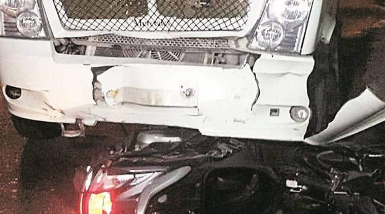 chandigarh, chandigarh accident, accident sector 40, india news, chandigarh news