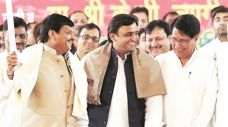 uttar pradesh elections, up polls, ajit singh, samajwadi party, sp, sp rld alliance, up campaign, indian express news, india news, india news