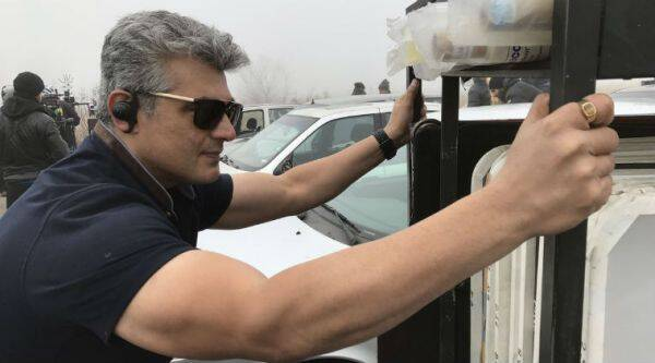 Ajith's transformation for Thala 57