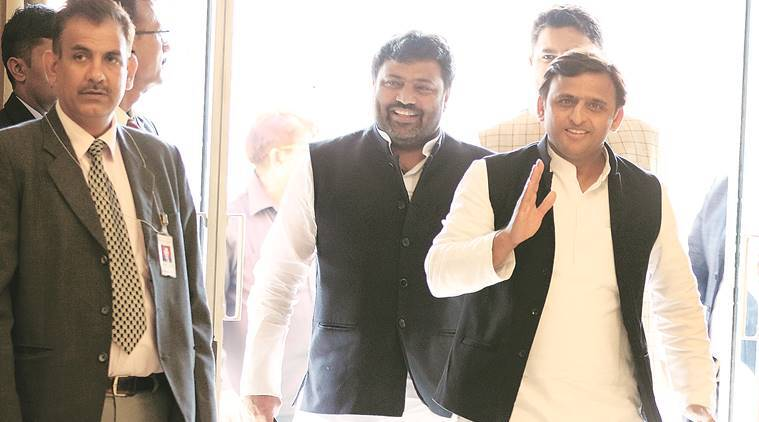 Akhilesh Yadav, Akhilesh, Akhilesh salt scheme, UP govt salt scheme, subsidised salt scheme, up news, india news, latest news, indian express