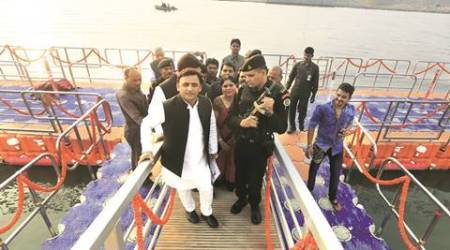 To beat code, Akhilesh Yadav declares open many incompleteprojects