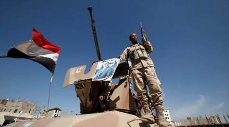 Fighters withdraw after clashes in Yemen capital, say officials