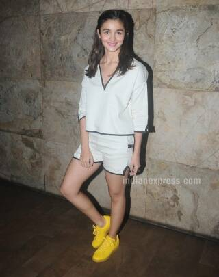 Not just in Dear Zindagi, Alia Bhatt's style is equally cool off-screen