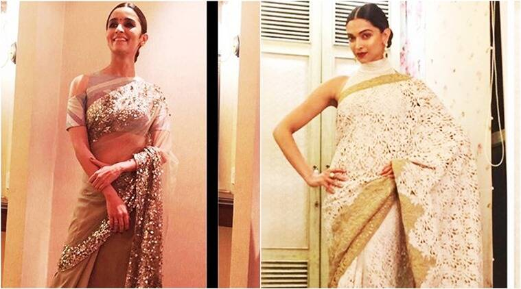 alia bhatt, adear zindagi alia bhatt, deepika padukone, deepika padukone padmavatiu, ambani wedding pics, ambani star studded pre wedding bash, ambani star studded party, indian express, indian express lifestyle, indian express