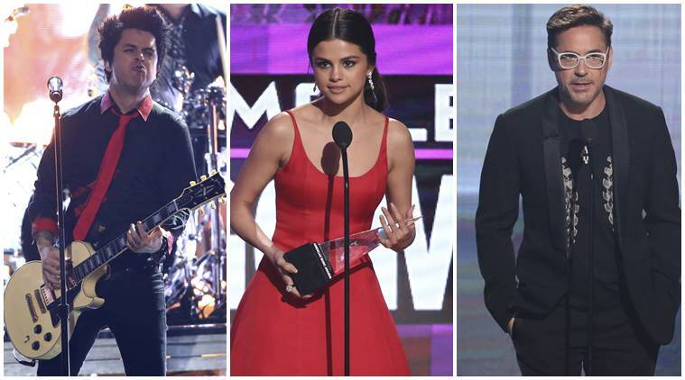 American Music Awards became a platform for strong, and sometimes foul, political language