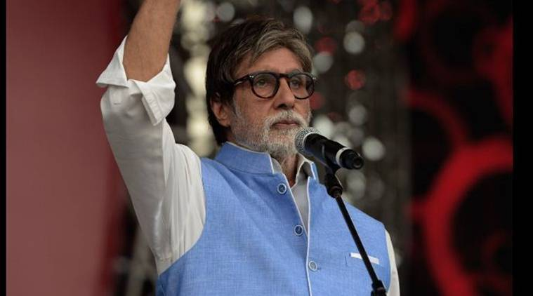 Amitabh Bachchan, Amitabh Bachchan news, Amitabh Bachchan actor, Amitabh Bachchan movies, Global Citizen Festival India, Global Citizen Festival India mumbai, Global Citizen Festival India gcfi, gcfi Global Citizen Festival India, entertainment news, indian express, indian express news