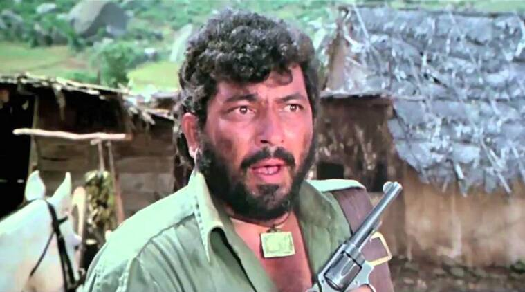 amjad khan, amjad khan birthday, amjad khan bday, amjad khan gabbar singh, amjad khan gabbar birthday, amjad khan actor, amjad khan actor birthday, amjad khan sholay, amjad khan birthday wishes, amjad khan films, amjad khan facts, amjad khan why best villain, amjad khan bollywood best villain, amjad khan legendary actor, amjad khan story, bollywood updates, indian express, indian express news