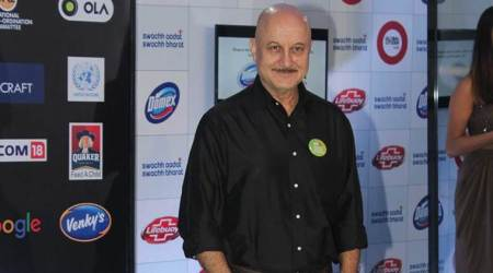 Toilet Ek Prem Katha actor Anupam Kher to produce a web series on 1971 war