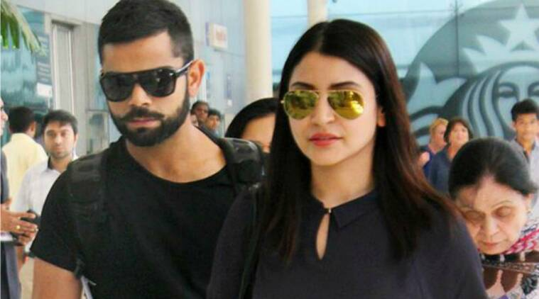 anushka sharma virat kohli, anushka virat koffee with karan, anushka sharma virat karan johar, anushka virat couple, anushka virat couple, anushka viral revelation, anushka virat on koffee, anushka virat on karan johar show, koffee with karan 5, koffee with karan guests, television news, indian express, indian express news