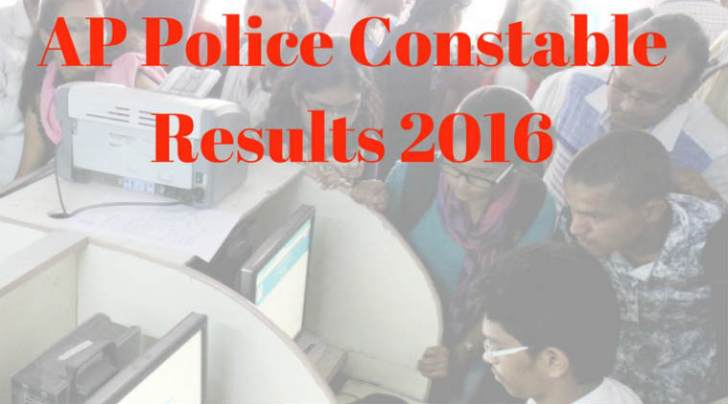 ap police, ap police results, appolice.gov.in, ap constable results, ap police constable results, ap police constable results 2016, ap constable results 2016, recruitment.appolice.gov.in, andhra pradesh news, indian express