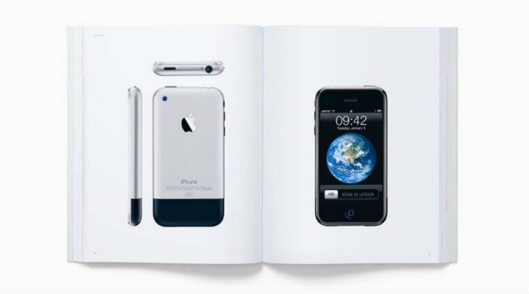 apple has a new book with 20 years of product design and it costs