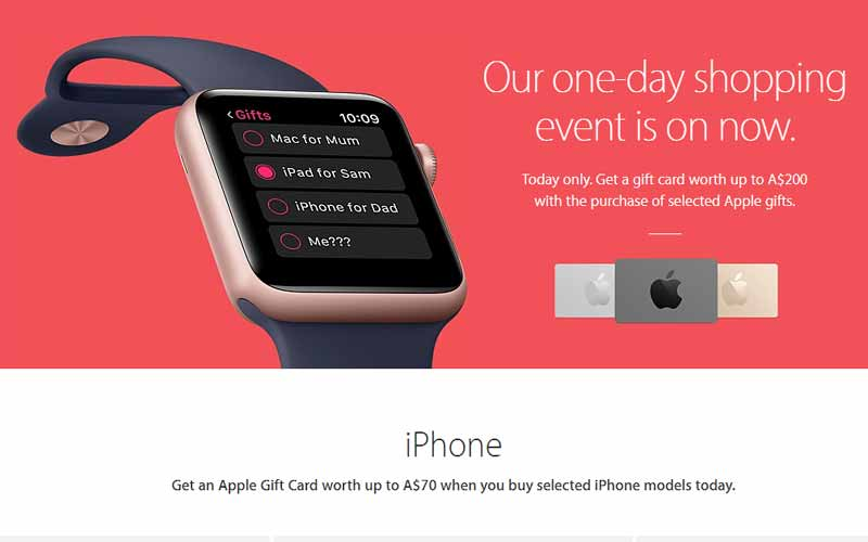 apple microsoft s black friday deals here s what they are offering