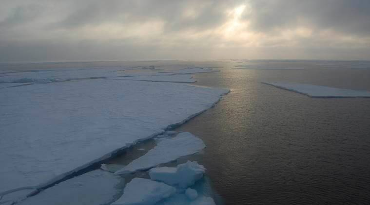 Arctic ice, antarctic ice, NASA, global warming, sea levels, sea ice decline, sea ice at record low levels, sea ice content, antarctic sea, climate change, global temperature, science, science news