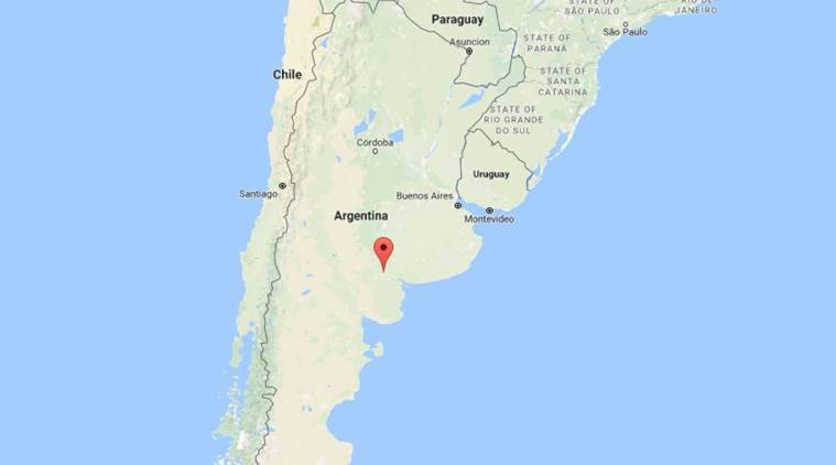 Earthquake of magnitude 64 hits western argentina close to chile argentina earthquake argentina chile latin america 64 earthquake hits argentina world gumiabroncs Images