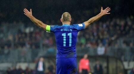 Netherlands vs France: Arjen Robben tells Dutch to be believers