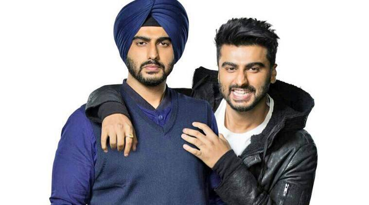 Image result for arjun kapoor double role in mubarakan