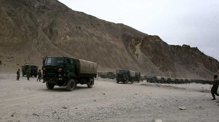 Amid tension on Ladakh LAC, IAF sent Su-30s, Army says no build-up