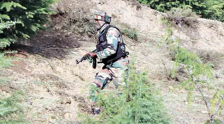 kashmir, infiltration, pak infiltrators, india pakistan border, LoC, India-pakistan, Srinagar infiltration, Gulmarg, nowgam, gulmarg infiltration, nowgam infiltration, indian army, army foils infiltration, infiltration bis, india news, indian express news