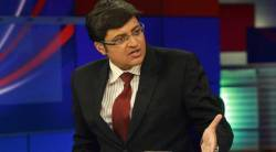 Arnab Goswami, Republic, Sunanda murder case, Sunanda death, Shashi Tharoor, Republic channel, delhi high court, indian express